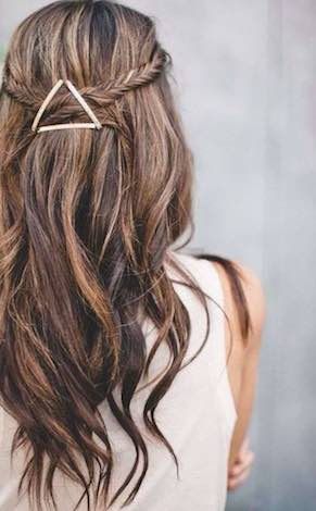 Peinados para bodas 30 Tipos de peinado que te cautivarn