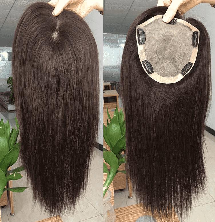 Pelucas de pelo naturas y prótesis capilares en Barcelona