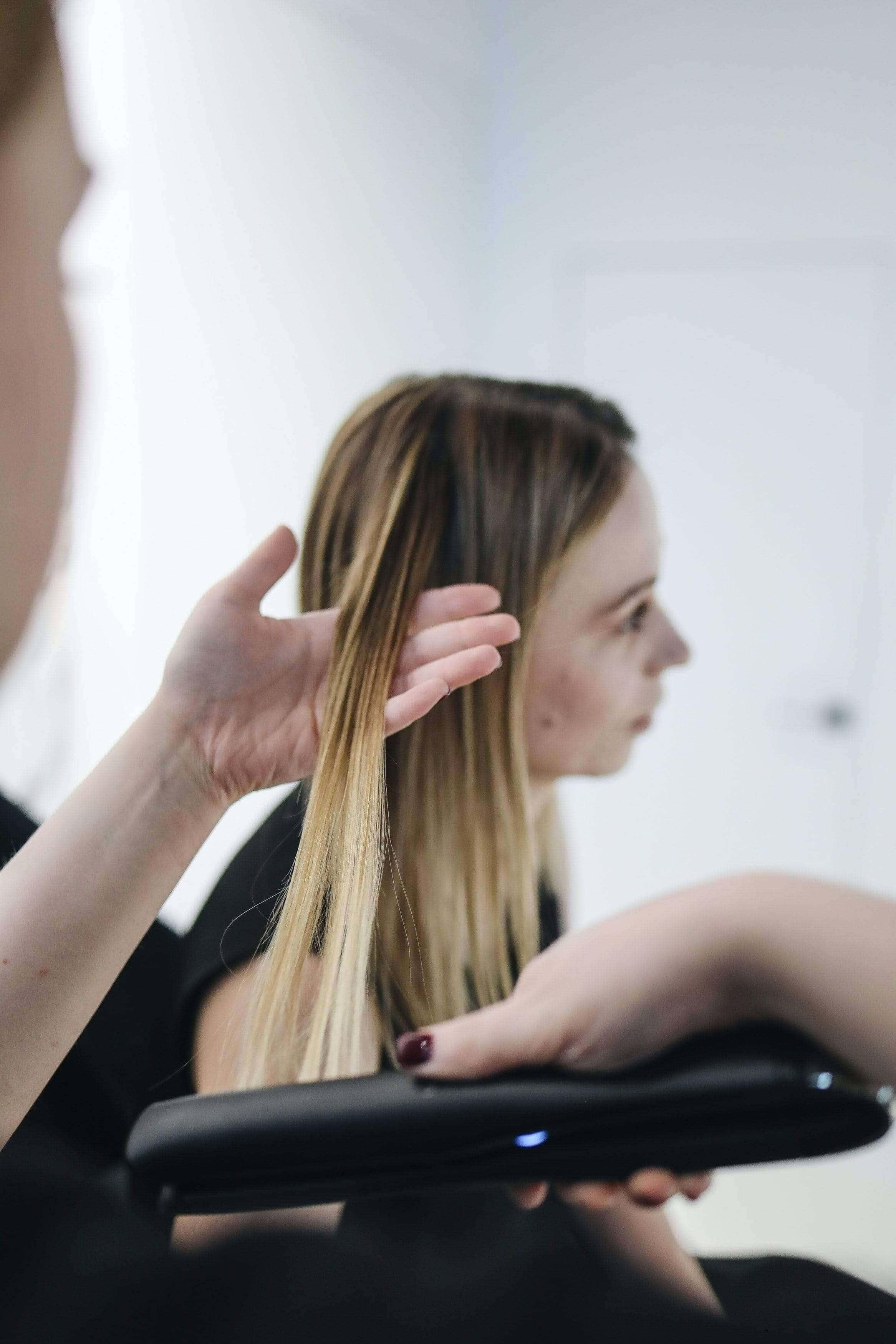 Recogidos en peluquería para mujer en Barcelona