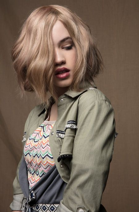 Peinados de Moda para Mujer en Barcelona