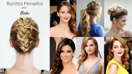 10 Peinados Para Bodas Si Eres Invitada Rp Frances Macia