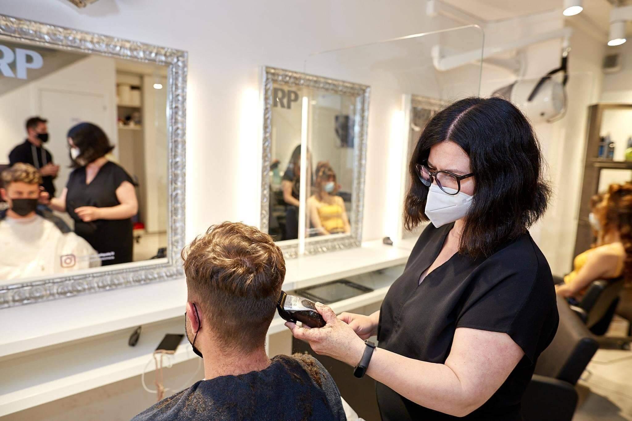 corte de pelo hombre boda
